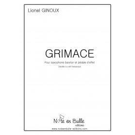 Lionel Ginoux Grimace