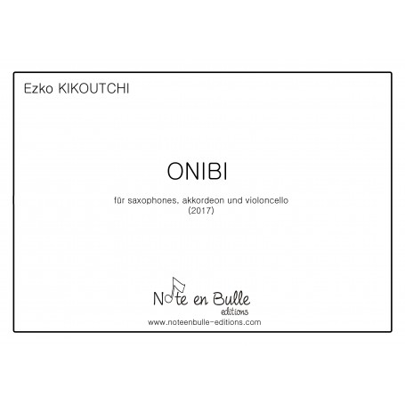 Ezko Kikoutchi Onibi - pdf