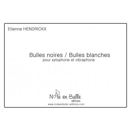 Etienne Hendrickx Bulles noires/Bulles blanches - pdf