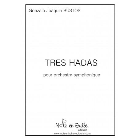 Gonzalo Joaquin BUSTOS - Tres Hadas - Pdf