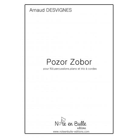 Arnaud Desvignes Pozor Zobor -pdf
