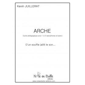 Kevin Juillerat Arche 1 - printed version