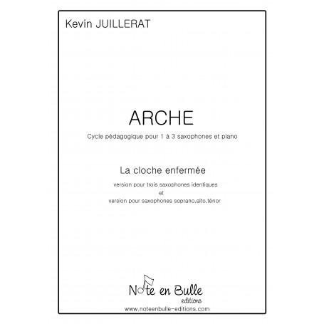 Kevin Juillerat Arche 3 - printed version