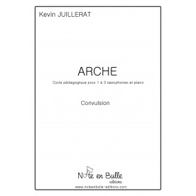 Kevin Juillerat Arche 5 - printed version
