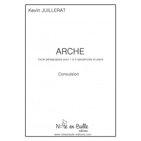 Kevin Juillerat Arche 5 - printed version