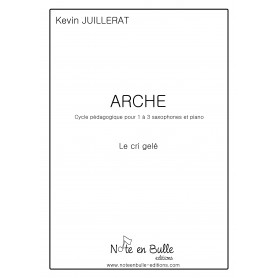 Kevin Juillerat Arche 6 - printed version