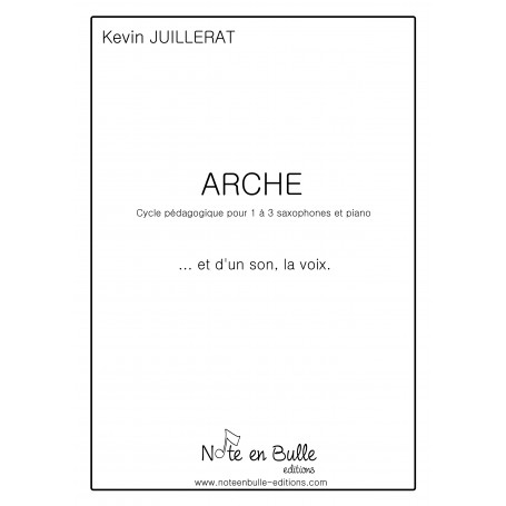 Kevin Juillerat Arche 7 - Version PDF