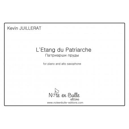 Kevin Juillerat l'étang du patriarche - pdf