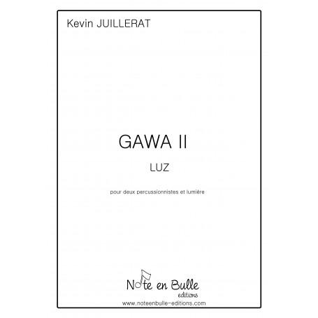 Kevin Juillerat Gawa II - Luz - pdf