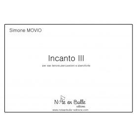 Simone Movio Incanto III - version papier