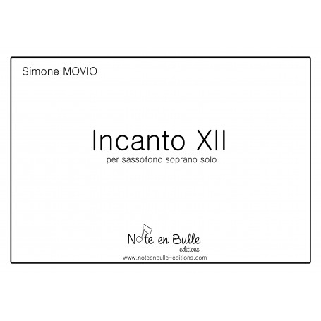 Simone Movio Incanto XII -  PDF
