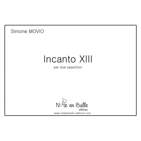 Simone Movio Incanto XIII - pdf