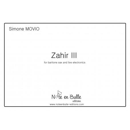 Simone Movio Zahir III - pdf