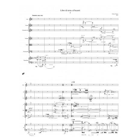 Simone Movio Libro di terra e d'incanti  -  Print Version