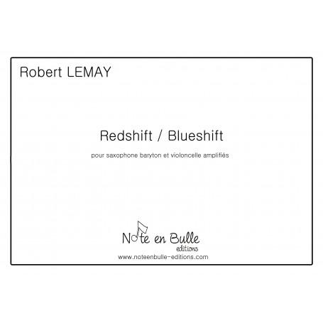 Robert Lemay Redshift/Blueshift - pdf