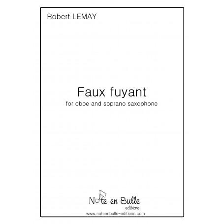 Robert Lemay Faux-fuyant - pdf