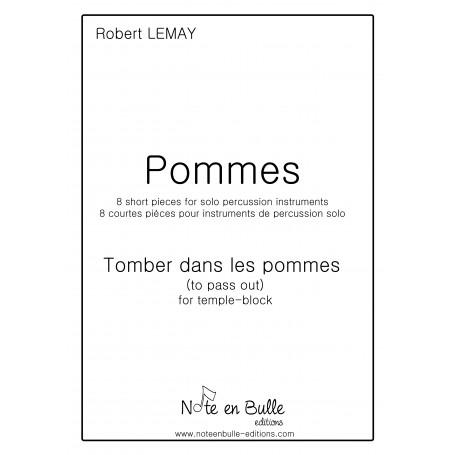 Robert Lemay Pommes (Tomber dans les pommes) - pdf