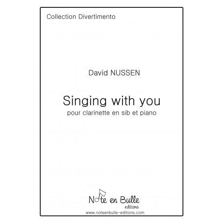 David Nussen Singing with you -  Pdf