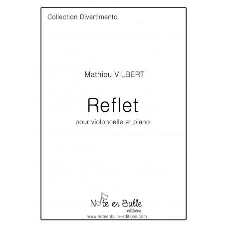 Mathieu Vilbert Reflet - Version Pdf