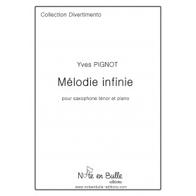 Yves Pignot mélodie infinie- Version Pdf