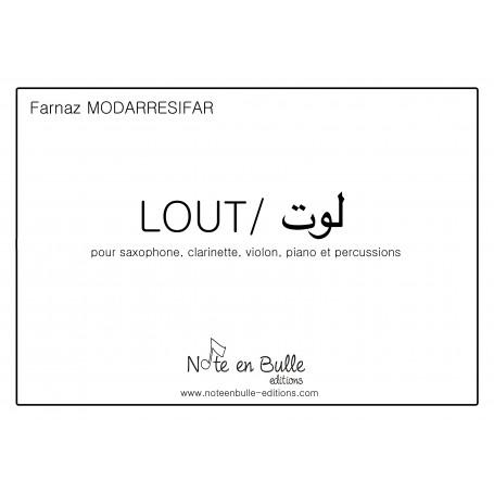 Farnaz Modarresifar Lout Printed version