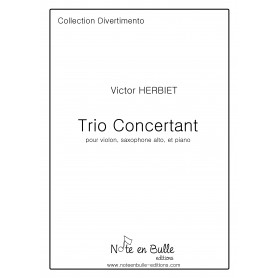 Victor Herbiet Trio concertant - PDF