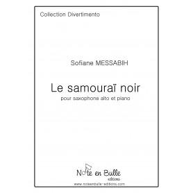 Sofiane Messabih Le samouraï noir - Printed Version